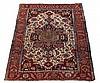 Heriz carpet, northwest persia, circa 1910,
