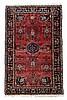 Mahajeran Sarouk rug, west persia, circa 1920,