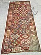 Avanos rug, central anatolia, circa early 20th century,