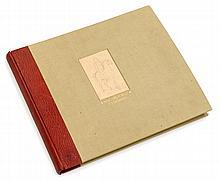 EUGENE DELACROIX, (FRENCH 1798-1863), EUGENE DELACROIX. 33 DESSINS (CHEVAUX)