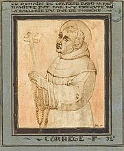 ITALIAN SCHOOL, (16TH CENTURY), MALE SAINT