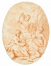 CIRCLE OF MARCANTONIO FRANCESCHINI, (ITALIAN 1648-1729), BACCHANTE
