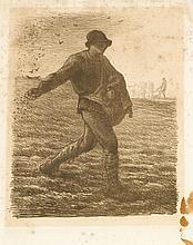 JEAN FRANÇOIS MILLET, (FRENCH 1814-1875),