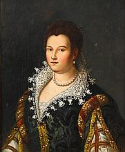 FLORENTINE SCHOOL, (16TH CENTURY), PORTRAIT OF BLANCA CAPPELLO, GRAND DUCHESS OF TUSCANY