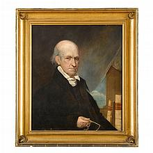 Attributed to Henry Williams (1787-1830), portrait of judge george thatcher (1754-1824) of massachusetts