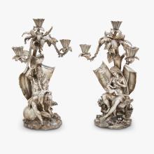 Silver & Objets de Vertu