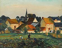 GASTON SÉBIRE, (FRENCH, 1920-2001),