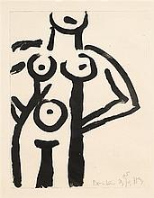 HENRI MATISSE, (FRENCH, 1869-1954),
