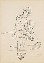 OSKAR KOKOSCHKA, (GERMAN, 1886-1980),