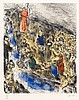 MARC CHAGALL, (FRENCH/RUSSIAN, 1887-1985), ONE PRINT FROM