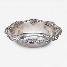 Sterling silver bowl, Tiffany & Co., New York, NY, circa 1903
