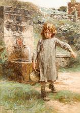 LÉON AUGUSTIN LHERMITTE, (FRENCH 1844-1925),