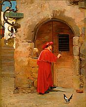 JEHAN GEORGES VIBERT, (FRENCH 1840-1902),