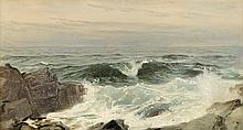 WILLIAM TROST RICHARDS, (AMERICAN 1833-1905),