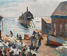 HENRY HENSCHE, (AMERICAN 1901-1992),