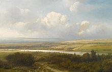 PIETER LODEWIJK FRANCISCO KLUYVER, (DUTCH 1816-1900),