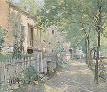 LOUIS BERTRAND RALSTON KEELER, (AMERICAN B. 1882),