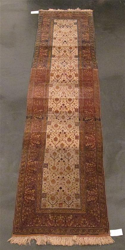Keyseri runner, west anatolia, circa 1940,