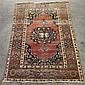 Mohtashem Kashan rug, central persia, circa 1900,