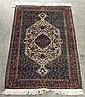 Bakhtiari rug, west persia, circa 1920,