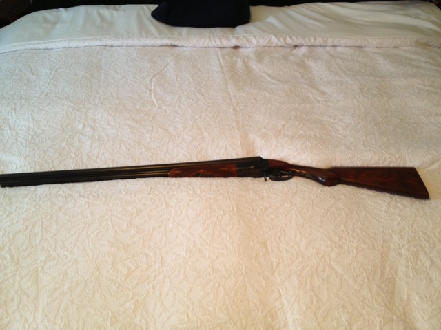 Three barrel Gun Company from Wheeling WV 3240-12 gauge