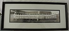 1916 Cleveland Naps Panoramic Photo