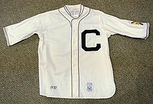 Mel Harder Mitchell & Ness 1932 Throwback Indians Jersey