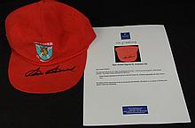 Sam Snead Autographed St.Andrews Golf Cap