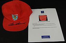 Sam Snead Autographed St.Andrews Golf Cap