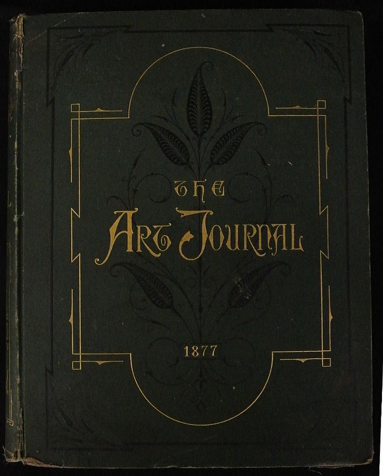 The Art Journal for 1877 New Series Volume III