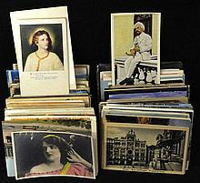 600-700 Mixed States Greetings Views Postcards