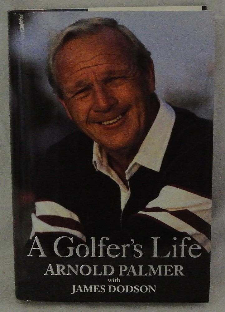 Arnold Palmer Signed