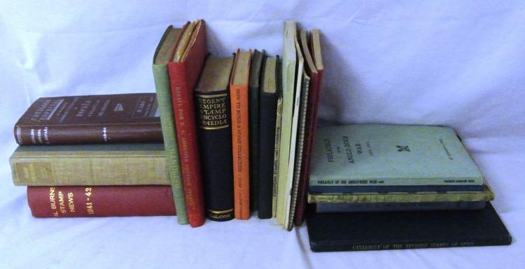 Group of Better Philatelic Literature