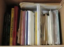 Box of Philatelic Literature