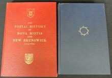 Pair of British North American Philatelic References