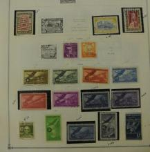 Cuba Stamp Collection to 1961