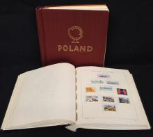 Excellent Poland Unused Stamp Collection 1960-1990