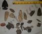 Indian Artifacts 50+ Arrowheads ++