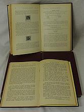(4)Hardbound Volumes of Australian Philatelist 1900//1916