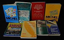 Useful Philatelic Literature Lot