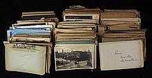 High Grade Lot of 1200+ Foreign Postcards