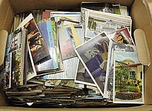 (2000)+ Misc. U.S. & Foreign Postcards