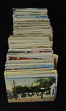 800-1000 Mixed States Towns & Views Postcards