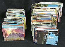 U.S. Modern Chromes Postcard Lot