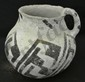 Prehistoric Anasazi Pottery Pitcher As Found