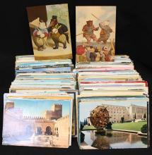 United States & Worldwide Postcards (700-1000)