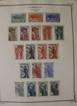 Cameroun Unused Stamp Collection to 1974