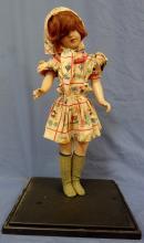 1939 New York World's Fair Compo Doll 21