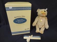 Steiff Replica Teddy Baby Mit Zahnen 1929 Blond 35