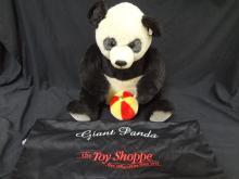 Steiff Toy Shoppe Exclusive Chub-Ling Panda in original bag
